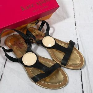 Kate spade ♠️ leather sandals. Size 8.5